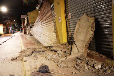 Atacama: Se registran más de 200 clientes sin suministro eléctrico, rodados en rutas y daños a viviendas en Copiapó tras fuerte sismo