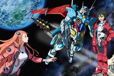 Tercera película de Gundam G no Reconguista se estrenará en julio próximo en Japón