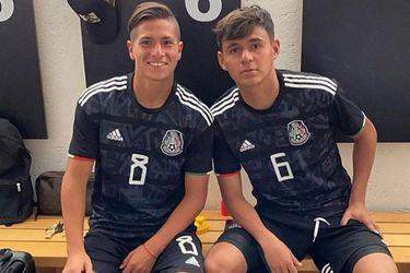 Benjamín Galdames elige jugar por México