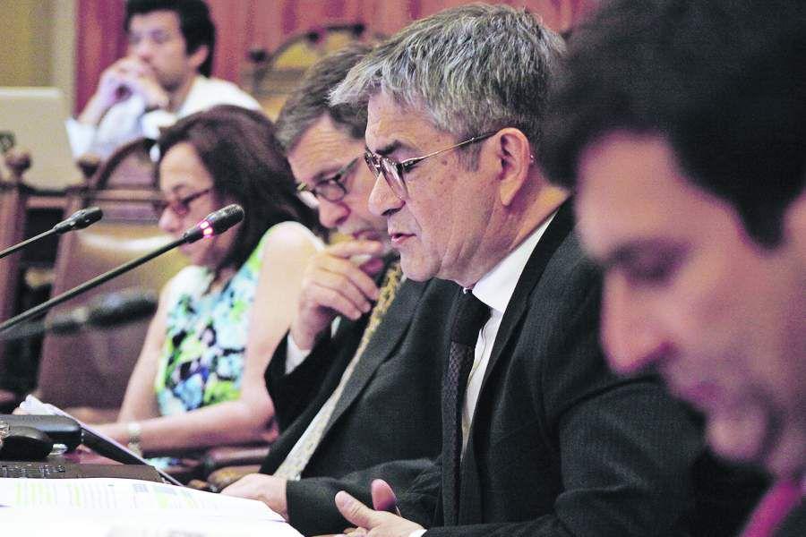 Mario Marcel en la Comisión de Hacienda da a conocer Informe de Politica Monetaria