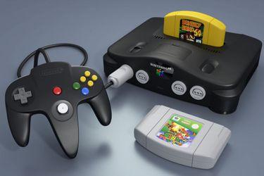 Las ventas de Nintendo 64 han aumentado exponencialmente en eBay