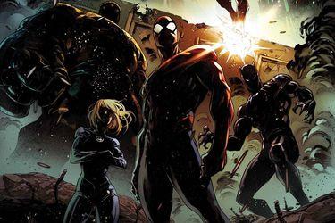 Los héroes perderán en Dark Ages, la postergada saga de Marvel Comics que finalmente llegará en septiembre