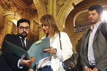 Aborto: TC acoge a trámite requerimiento de senadores