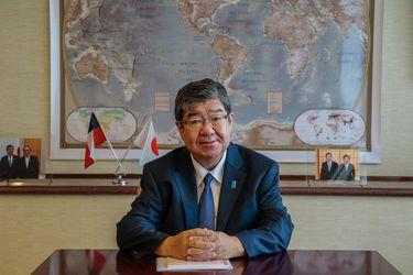 """Embajador de Japón: """"Chile al no ratificar el TPP-11, va a perder mercados, además de no poder ampliar sus exportaciones"""""""