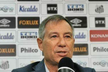 """Ariel Holan se presenta con el Santos: """"Es un desafío muy grande"""""""