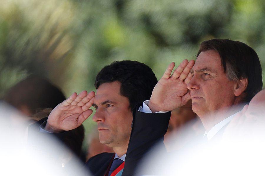Bolsonaro y Moro (2)