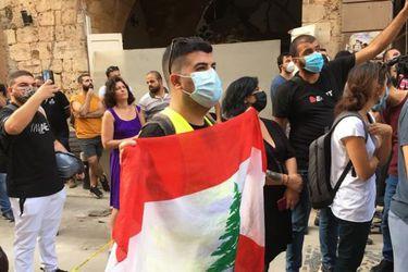 Explosión en Líbano: equipo de rescatistas chilenos investiga señal de vida bajo los escombros un mes después de la megaexplosión