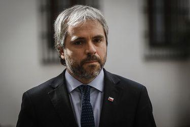 """Blumel y una eventual precandidatura de Briones: """"Creo que lo haría muy bien"""""""