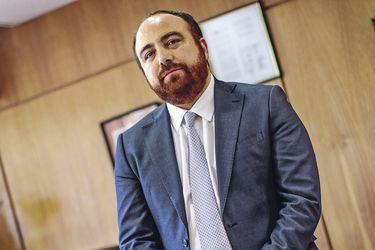 """Fuad Chahin por renuncia del diputado Lorenzini a la DC: """"Es parte de la personalidad de Pablo (...) en un momento de impulsividad tomó la decisión"""""""