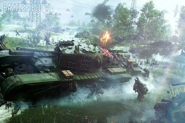 El modo battle royale de Battlefield V llegará recién en marzo de 2019