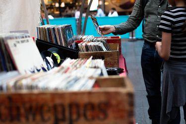 Publican mapa de tiendas de discos en funcionamiento alrededor del mundo