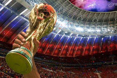 No te pierdas el tráiler de lanzamiento de FIFA 18 World Cup