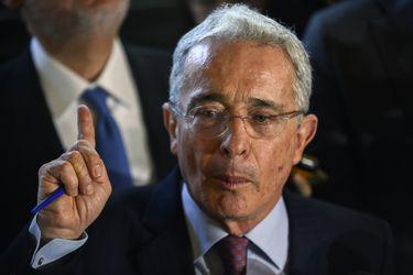 Expresidente colombiano Álvaro Uribe dio positivo por Covid-19 según vocero de su partido