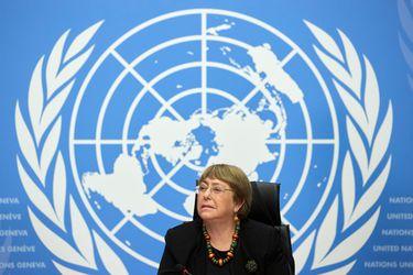 """Crece presión contra Bachelet para que se pronuncie tras """"silencio"""" por situación en Cuba"""