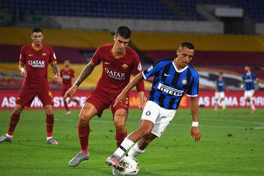 Alexis se aferra al azul y negro