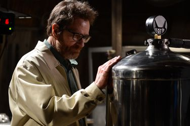 Breaking bad: tocado por la gracia