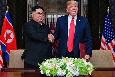 Trump-y-Kim