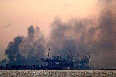 Chile expresa sus condolencias por muertes en explosiones ocurridas en Beirut