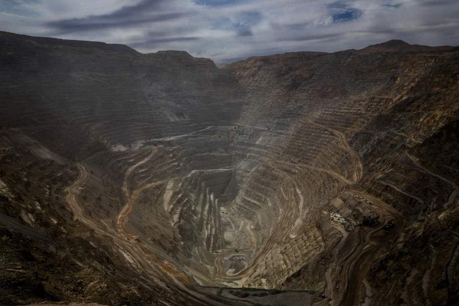 Union Disputes In Chilean Mines Are Reaching Critical Point