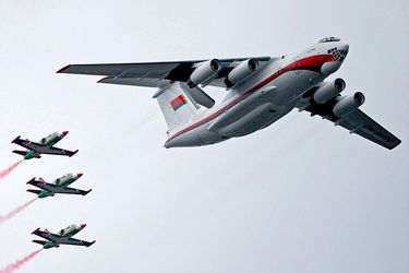 Avión-Argelia