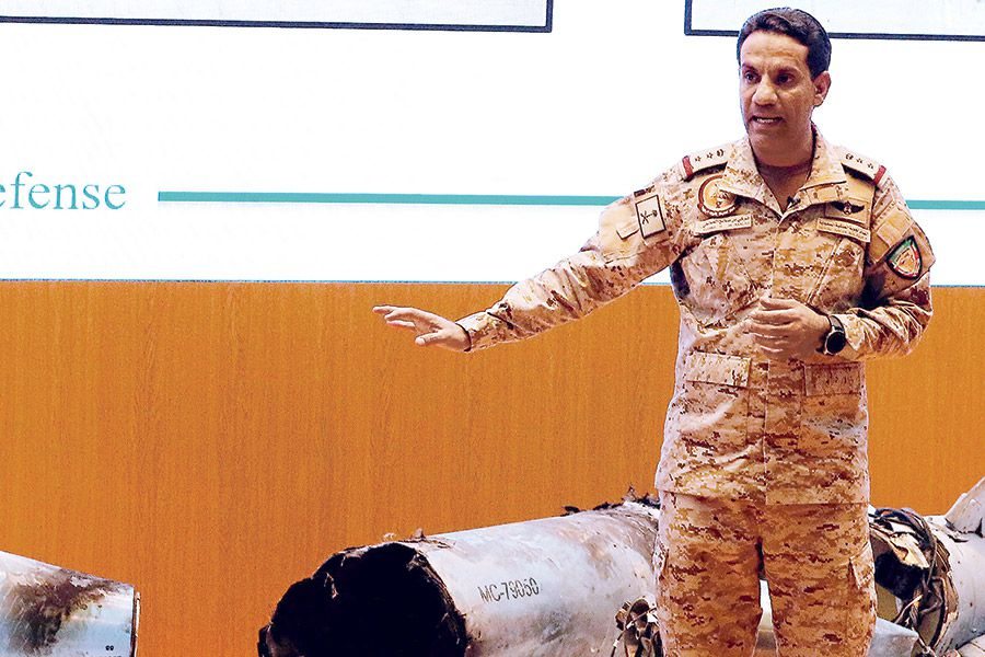 Saudi-Arabia--shows-what-is-said-to-be-evidence-of-Iran's-role-in-attack-(46782199)