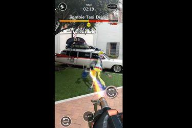 Primer gameplay de Ghostbusters World, juego de realidad aumentada de los cazafantasmas