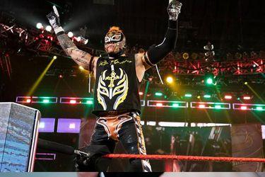 Rey Mysterio fue removido de Wrestlemania 36 porque está en cuarentena