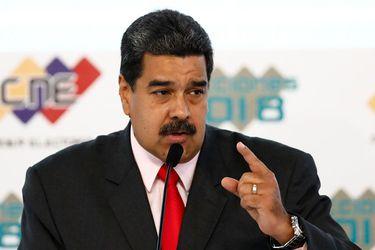 Maduro es proclamado presidente de Venezuela hasta 2025