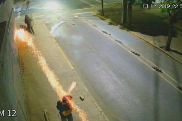 Juzgado decreta prisión preventiva para carabinero que disparó bomba lacrimógena a la cabeza de civil en diciembre