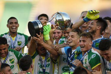 El Halcón caza su primera estrella: Defensa y Justicia conquista la Sudamericana