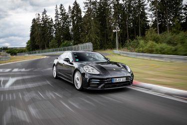 Se anota un poroto antes del estreno: el nuevo Porsche Panamera sepulta anteriores récords en Nürburgring