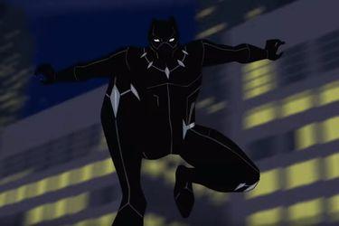 black panther quest