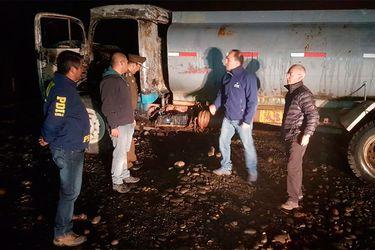 Gobierno confirma querella tras ataque incendiario en Río Bueno
