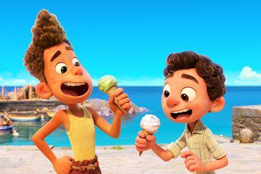 Luca: los bellos veranos de la niñez según la imaginación de Pixar