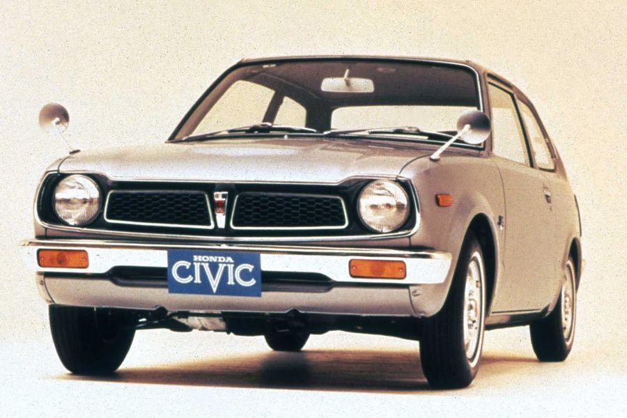 honda-civic-history-1st-generation-civic