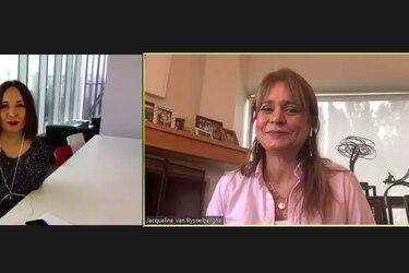 """Jacqueline van Rysselberghe, presidenta UDI: """"Hay una derecha que se siente medio culpable de pensar cómo pensamos"""""""