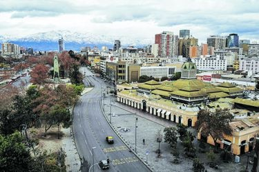 Una pregunta incómoda: ¿Ha mejorado el aire en Santiago?