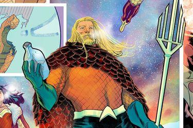 DC habría cancelado los planes para Aquaman: Earth One