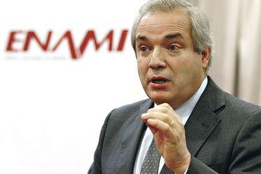 André Sougarret es presentado como nuevo Vicepresidente Ejecutivo de Enami