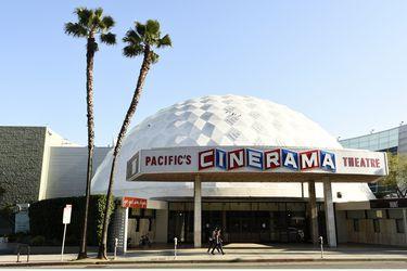 """""""Un lugar sagrado"""": Hollywood llora el cierre de una sala de cine icónica"""