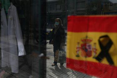 España declara 10 días de luto para recordar a las víctimas del coronavirus