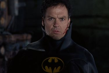 Michael Keaton negocia para volver como Batman en la película de The Flash