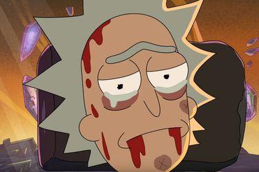 Vean ahora ya el comienzo de la quinta temporada de Rick and Morty