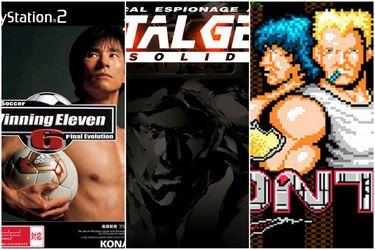 Recordamos 10 grandes juegos de Konami en su aniversario