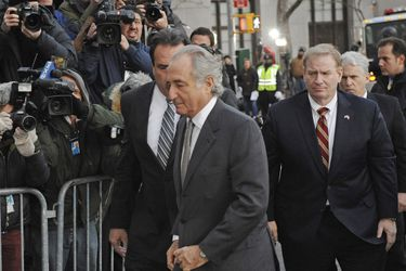 Bernie Madoff: el hombre que estafó al mundo
