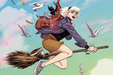 Sabrina la bruja adolescente tendrá un nuevo cómic
