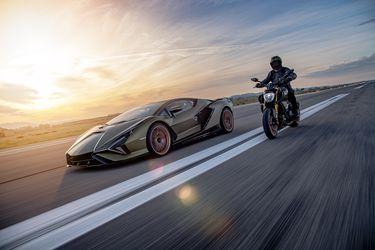 Ducati Diavel 1260 Lamborghini: Nada podía resultar mal de una alianza entre Ducati y el toro italiano