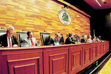 Elección de nuevo presidente del Tribunal Constitucional se realizará el próximo viernes