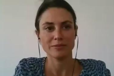 """Alicia Ferrer, ejecutiva del Banco Mundial: """"Los agronegocios desempeñarán un papel vital en la recuperación económica sostenible"""""""