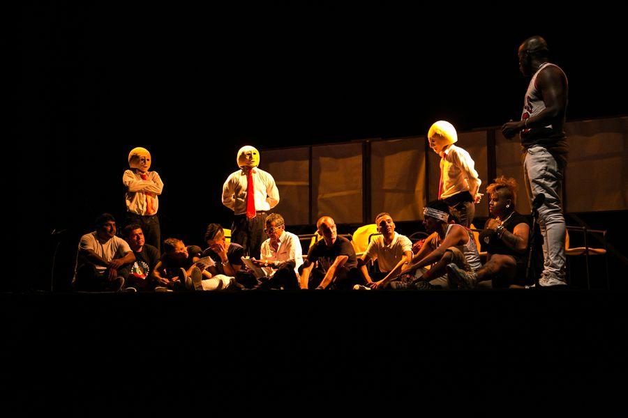 Imagen Obra de teatro reos nudo uribe Antofagasta-41